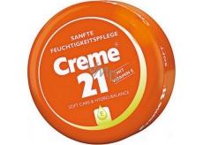 Creme 21 Moisturizing Cream hydratační krém s vitaminem E 250 ml