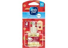 Ambi Pur Apple & Spice elektrický osvěžovač vzduchu náplň 20 ml