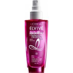 Loreal Paris Elseve Nutri Gloss Luminizer vlasový sprej pro úžasný lesk 100 ml