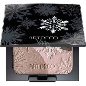 Artdeco Artic Beauty Highlighter rozjasňovač a práškové oční stíny 10 g