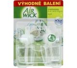 Air Wick Symphonia & Plug-in Bílé květy náhradní náplň 2 x 19 ml