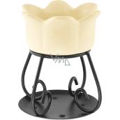 Yankee Candle Aromalampa Petal Bowl Cream 12,5 x 10 cm