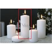 Lima Ledová svíčka bílá válec 60 x 150 mm 1 kus