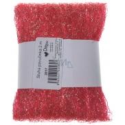 Ditipo Stuha pavučinka červená 2 m x 75 mm