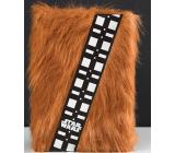 Epee Merch Disney Star Wars - Chewbacca Blok A5 20,4 x 14,8 cm premium nelinkovaný
