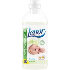 Lenor Pure Care Sensitive aviváž superkoncentrát 37 dávek 925 ml