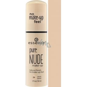 Essence Pure Nude make-up 20 Pure Sand 30 ml