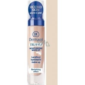 Dermacol Truffle Moisturizing SPF10 lanýžový make-up 00 30 ml