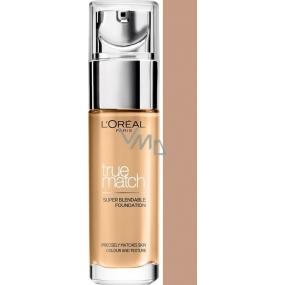 Loreal Paris True Match Super-Blendable Foundation make-up 3.R/3.C Rose Beige 30 ml