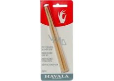 Mavala Manicure Sticks dřívko na zatlačení nehtové kůžičky 5 kusů