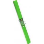 Koh-i-Noor krepový papír 50 x 200 cm, světle zelený