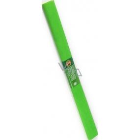 Koh-i-Noor krepový papír č.17/9755 světle zelený 50 x 200 cm