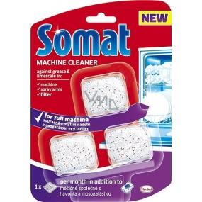 Somat Machine Cleaner čistič myčky 3 x 20 g