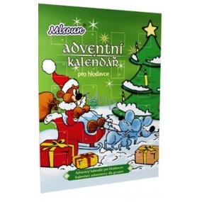 Mlsoun Adventní kalendář pro hlodavec