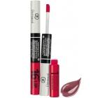 Dermacol 16H Lip Colour dlouhotrvající barva na rty 12 3 ml a 4,1 ml