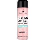 Essence Strong & Clean Nail Polish Remover odlakovač na nehty 01 100 ml