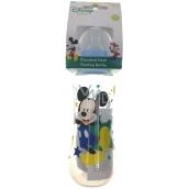 Disney Baby Mickey Mouse kojenecká láhev pro děti od 0 měsíců 250 ml