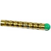 Profiline Natáčky kovové s kuličkou zlaté 11 x 70 mm 1 kus