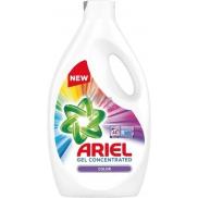 Ariel Color tekutý prací gel na barevné prádlo 48 dávek 2,64 l