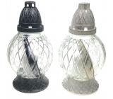 Rolchem Lampa skleněná střední 23,5 cm 30 hodin 75 g Z30 1 kus