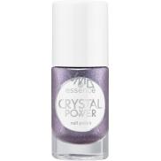 Essence Crystal Power Nail Polish lak na nehty 05 Be A Dreamer 8 ml