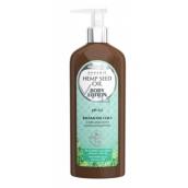 GlySkinCare Organický konopný olej tělový balzám 250 ml