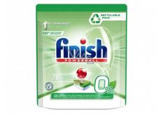 Finish Eco All in 1 0% tablety do myčky 70 kusů
