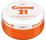 Creme 21 Soft + Vitamin E pleťový pečující krém 250 ml
