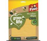 Fino Green Life Hadřík z mikrovlákna, recyklovaný PES 36 × 36 cm, 1 kus