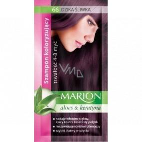 Marion Tónovací šampon 66 Fialová 40 ml
