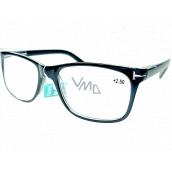 Berkeley Čtecí dioptrické brýle +2,5 plast černé 1 kus MC2194