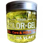 Styl Vitali Color Care & Hold Panthenol tužicí gel na vlasy 390 ml