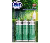 Air Menline Nature Wonder Happy Osvěžovač vzduchu náhradní náplň 3 x 15 ml sprej