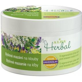 Alpa Herbal bylinné mazání na klouby 250 ml