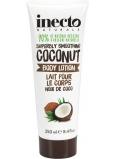 Inecto Naturals Coconut tělové mléko s čistým kokosovým olejem 250 ml