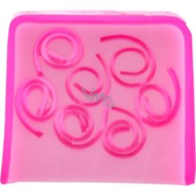 Bomb Cosmetics Mazlíček - Pink Pamper Přírodní glycerinové mýdlo 100 g