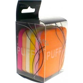 Puff Powder Houbička na make-up 875 6 kusů
