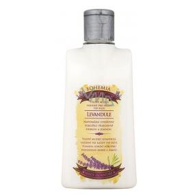 Bohemia Natur Lavender Premium s extraktem z bylin a vůní levandule tělové mléko 200 ml
