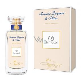 Dermacol Aromatic Bergamot and Vetiver parfémovaná voda pro ženy 50 ml