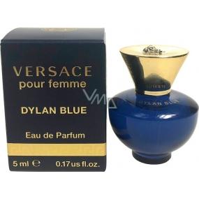 Versace Dylan Blue pour Femme parfémovaná voda pro ženy 5 ml, Miniatura