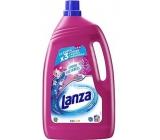 Lanza Spring Freshness gel tekutý prací prostředek na barevné prádlo 60 dávek, 3,96 l