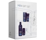 Ziaja Men pleťový hydratační krém 50 ml + sprchový gel 300 ml + antiperspirant roll-on 60 ml, kosmetická sada