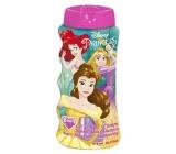 Disney Princess 2v1 šampon na vlasy a tělo & pěna do koupele pro děti 475 ml
