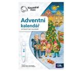 Albi Kouzelné čtení interaktivní mluvící kniha Adventní kalendář