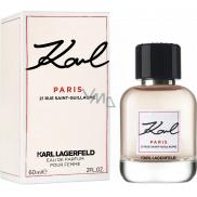 Karl Lagerfeld Karl Paris 21 Rue Saint-Guillaume parfémovaná voda pro ženy 60 ml