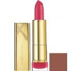 Max Factor Colour Elixir Lipstick rtěnka 745 Burnt Caramel 4,8 g