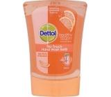 Dettol Grapefruit antibakteriální mýdlo do bezdotykového dávkovače náhradní náplň 250 ml