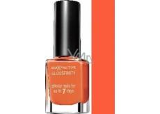 Max Factor Glossfinity lak na nehty 80 Sunset Orange 11 ml