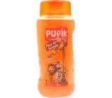 Mika Pufík Kids Meruňka a Broskev pěna do koupele 350 ml