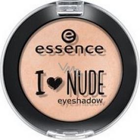 Essence I Love Nude Eyeshadow oční stíny 03 Creme Brulée 1,8 g